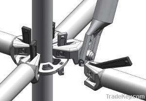disk lock steel tubular scaffold