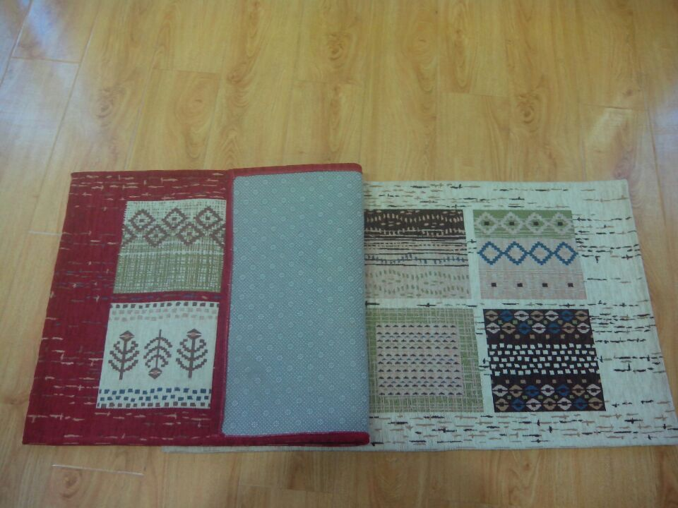 computer jacquard carpet with noble and elegant style