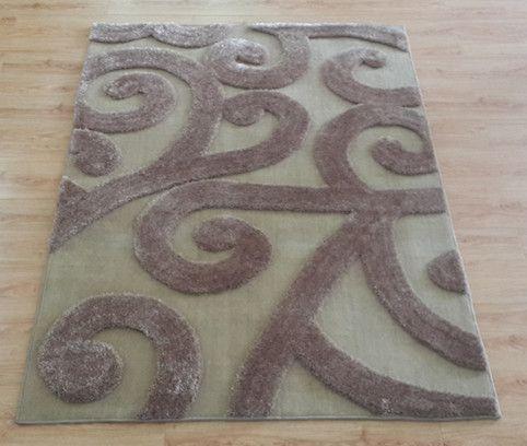 fashionable household carpet,modern soft carpet,polyester shaggy carpet