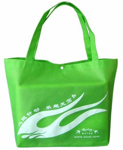 Non woven fabric bag Nonwoven bag Reusable bags factory-Eco Alex