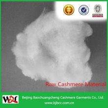 Raw Cashmere material