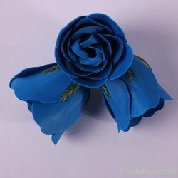DIY Craft Supplies, Multi colors Artificial flowers Rose soap flower ,