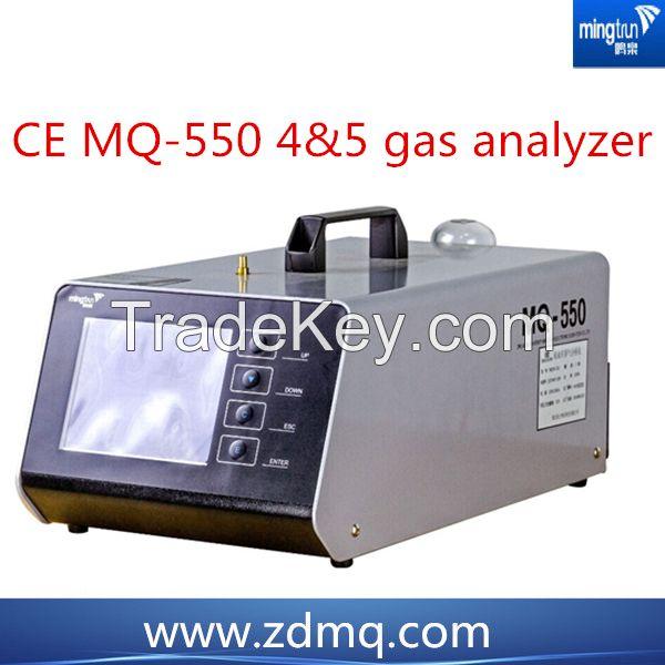 Automotive Emission Gas Analyzer