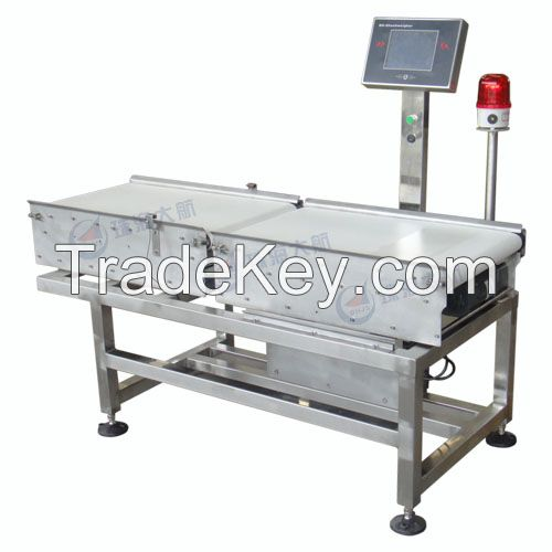 Beverage industry Full carton package Check weigher machine / Weight checker