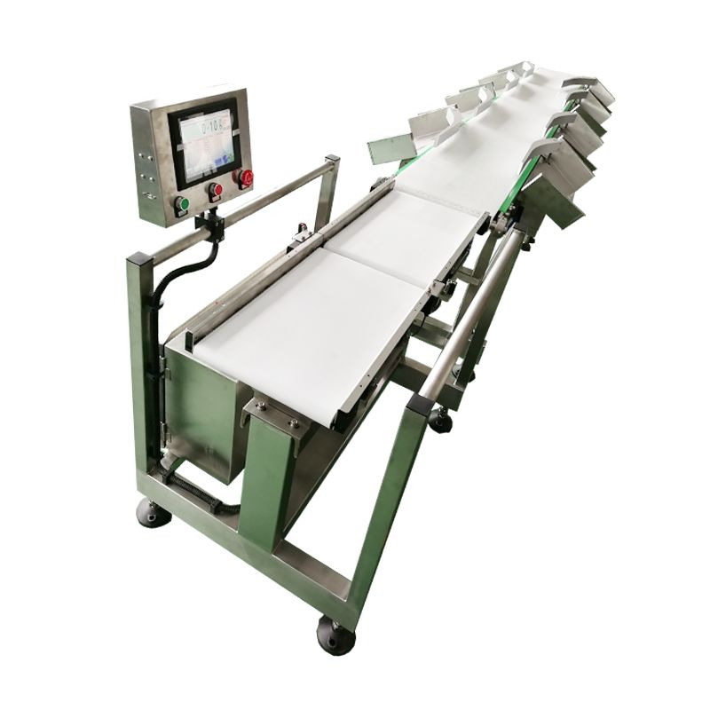 poultry / whole chicken weight sorting machine