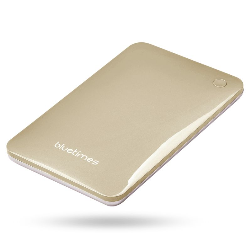Ultra slim polymer power bank,battery charger 10000mAh capacity