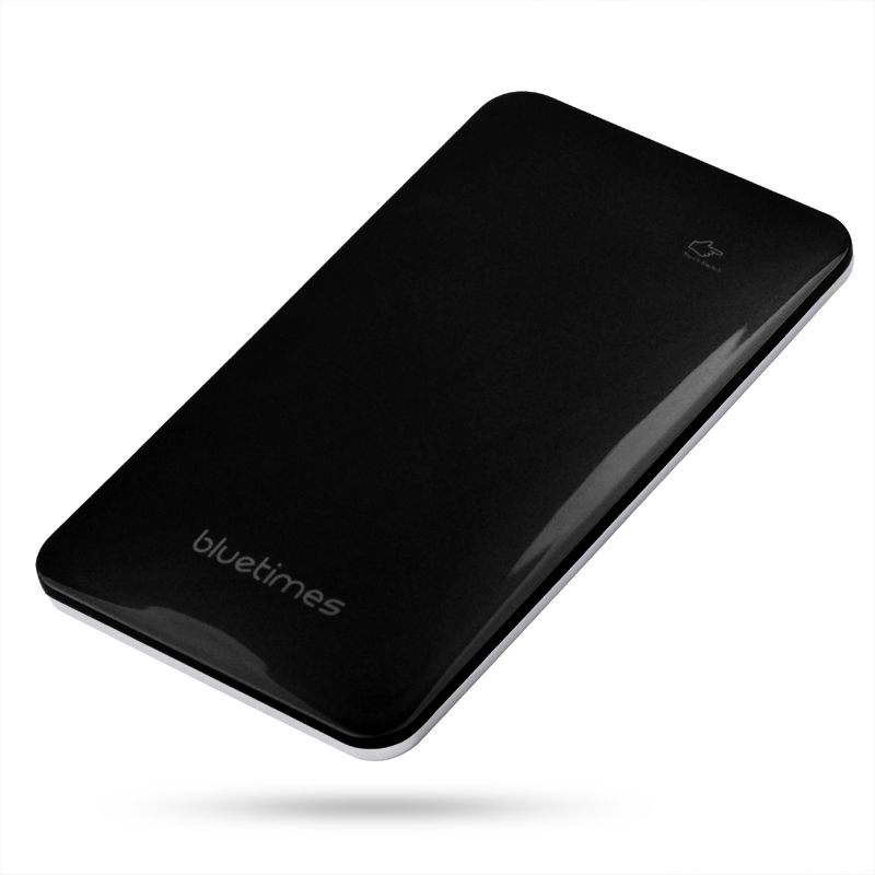Ultra slim safety polymer power bank,battery charger 4000mAh capacity