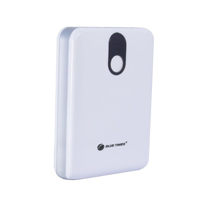 Bluetimes 8800mah capacity power bank with fashionable design