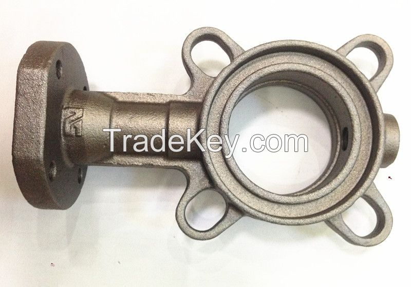 auto hot or cold forging part, casting