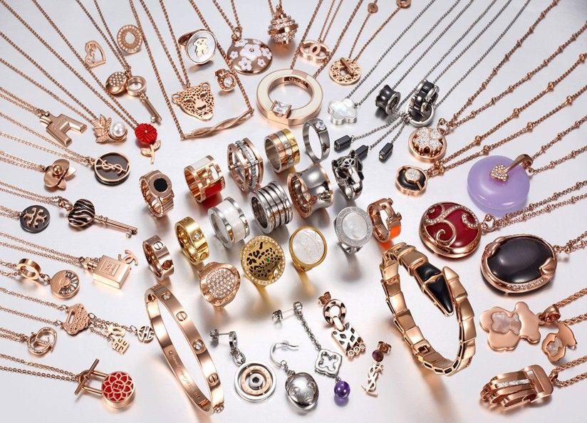 MissHerr necklace set wholesale fashion jewelry