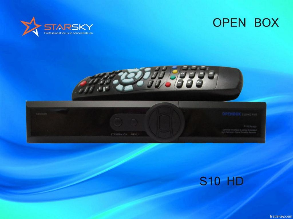 Openbox S10 HD PVR Receiver Digital Satellite Receiver