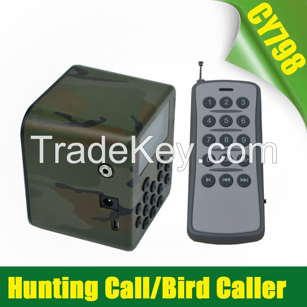 50W far remote bird caller for hunting