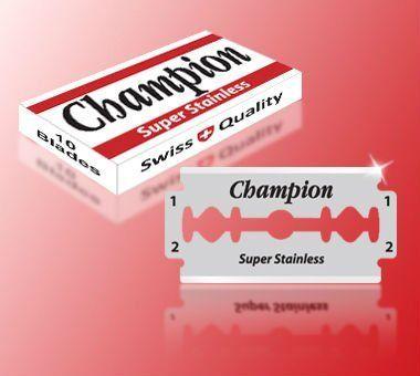 Champion Double Edge Razor Blade (10,000 Blades)