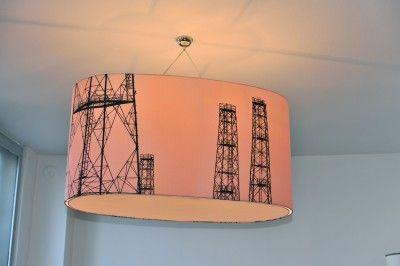 Photographic Lampshades By Quid Divinum Design