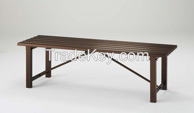 aluminium outdoor bench seat(4D) MS150W