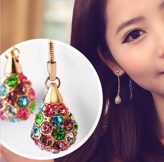 Drop Earrings Fashion Jewelry