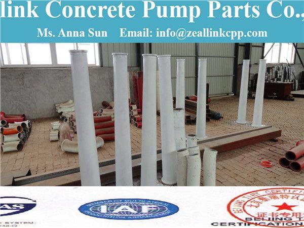 KCP, JUNJIN, IHI, Putzmeister, Schwing, CIFA, ELBA, Sany, Zoomlion Concrete Pump Pipe Reducer
