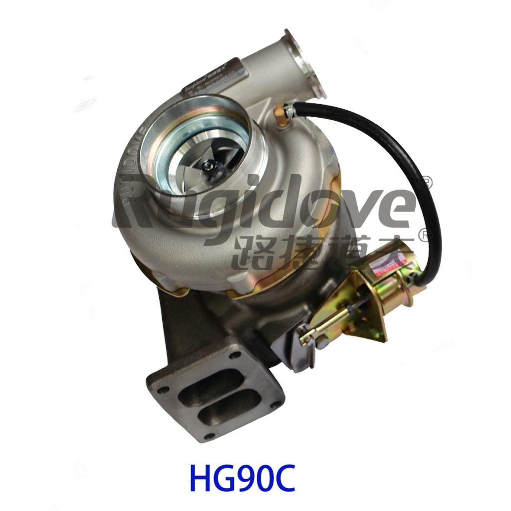 High Pressure Turbocharger HG90C (GT45/772055-5001)