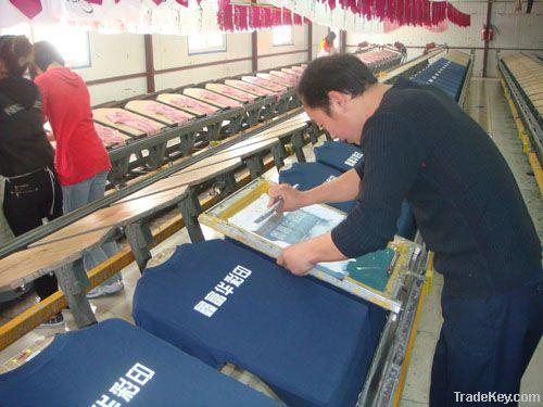 Logo printing Advertising AD T-shirts Cotton Promotion Tee