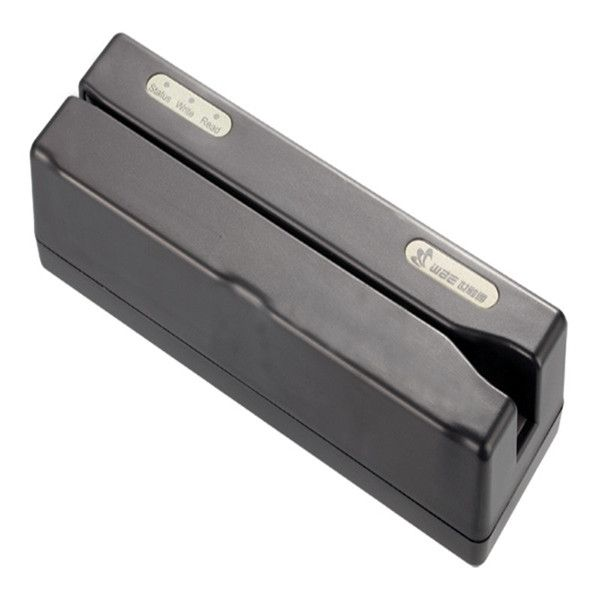 WBE manufacture magnetic card reader /writer WBTH-2000 widely used in the POS/Bank system