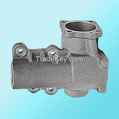 High Quality Clay Sand Iron Casting for Metallurgical Mining Equipment
