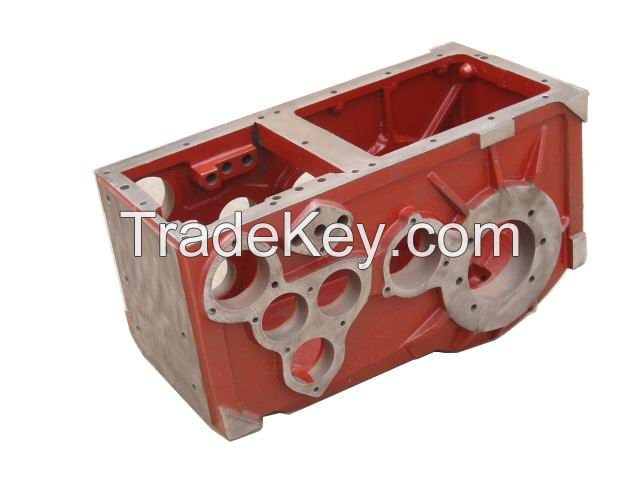 High Quality Precision Gear Box for Metallurgy Machines