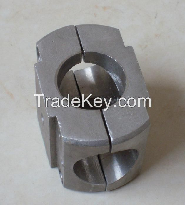 CNC Sand Steel Casting for Instrument Accessor