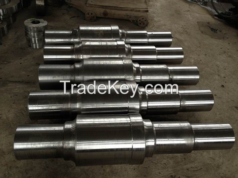 High Quality Precision Process Machining Shaft for Transmission, Torque, Bending Moment