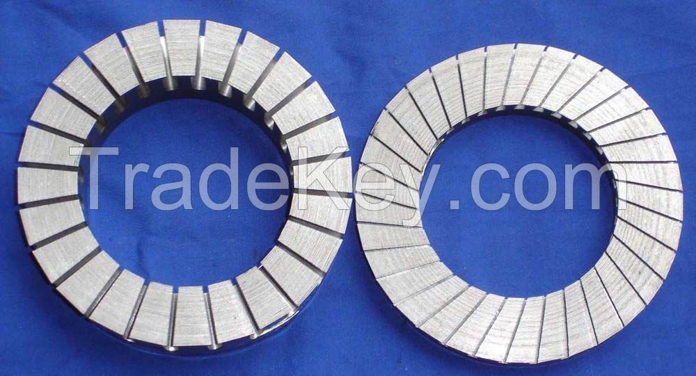 High Quality Ring Flanged for Metallurgical Mining Equipment