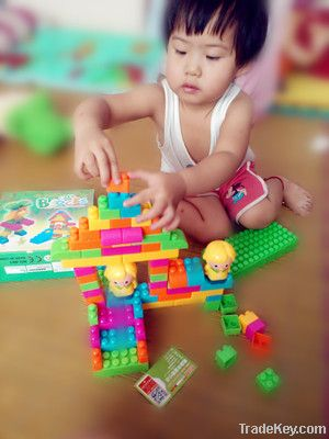 Building blocks(38pcs)