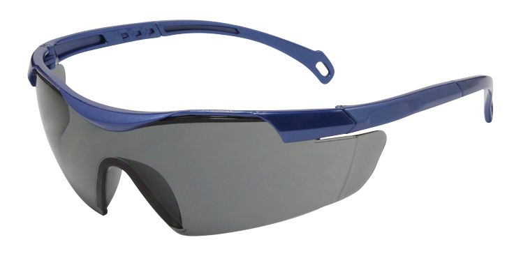 white vision lens safety spectacle SSP 550