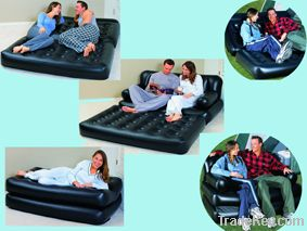 Inflatable Sofa Bed 5 in 1 Sofa bed