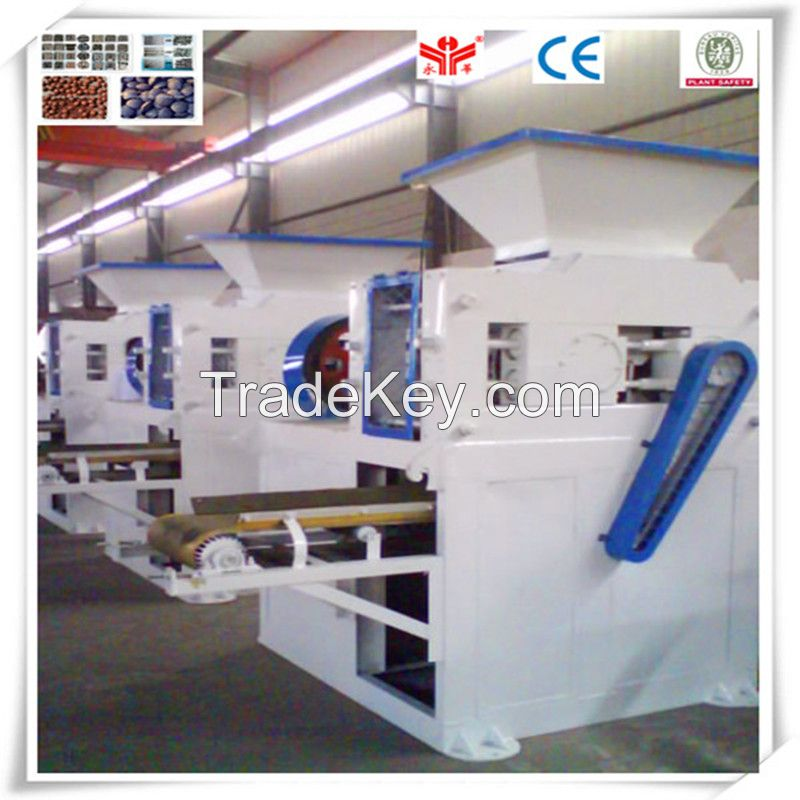 China CE and ISO Approved Coal Dust Briquette Machine