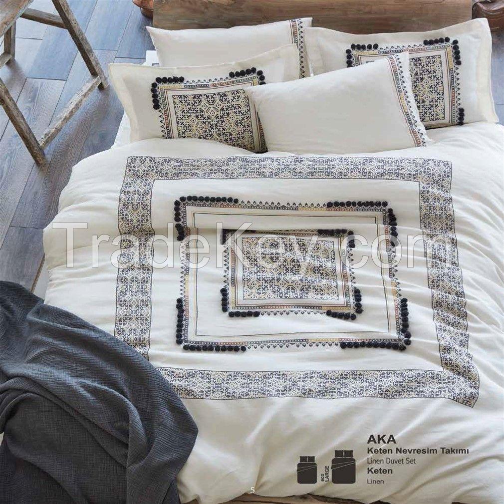 Organic Cotton Duvet Cover Sets
