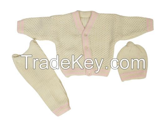 Babies sweater sets