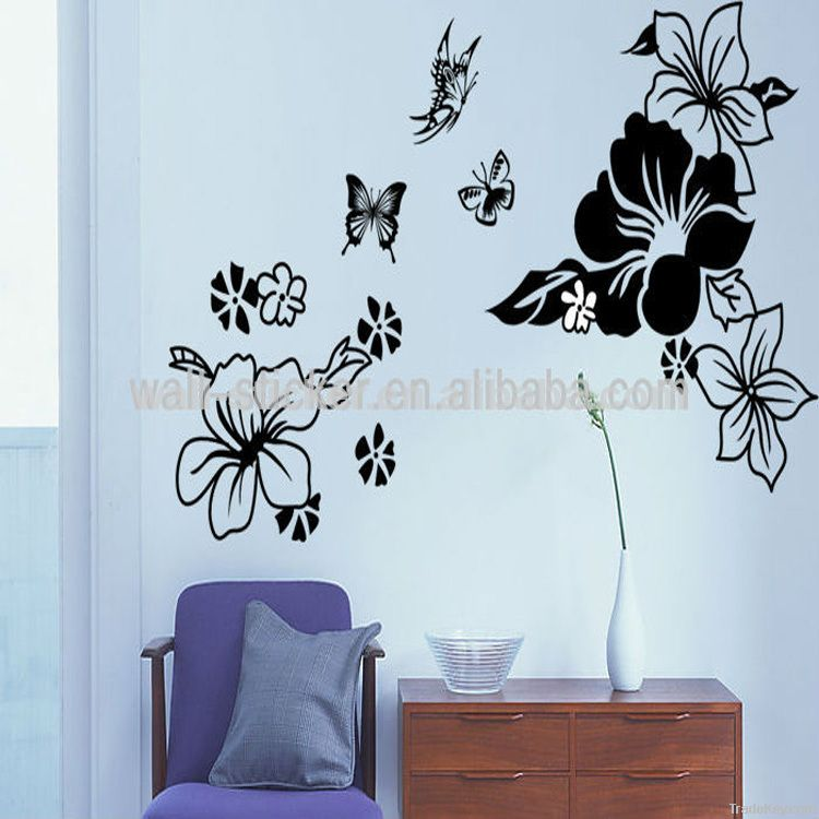 hot sale vinyl wall sticker for home decoration