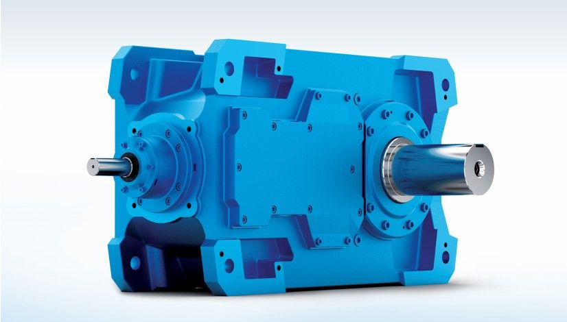 H/B series industrial helical and bevel-helical gearbox