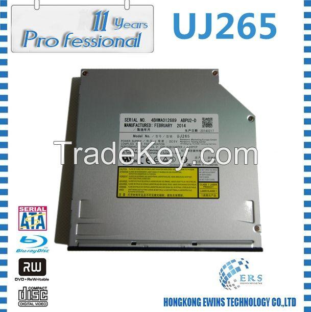 UJ265/UJ-265 12.7mm SATA Slot-in Blu-ray dvd burner