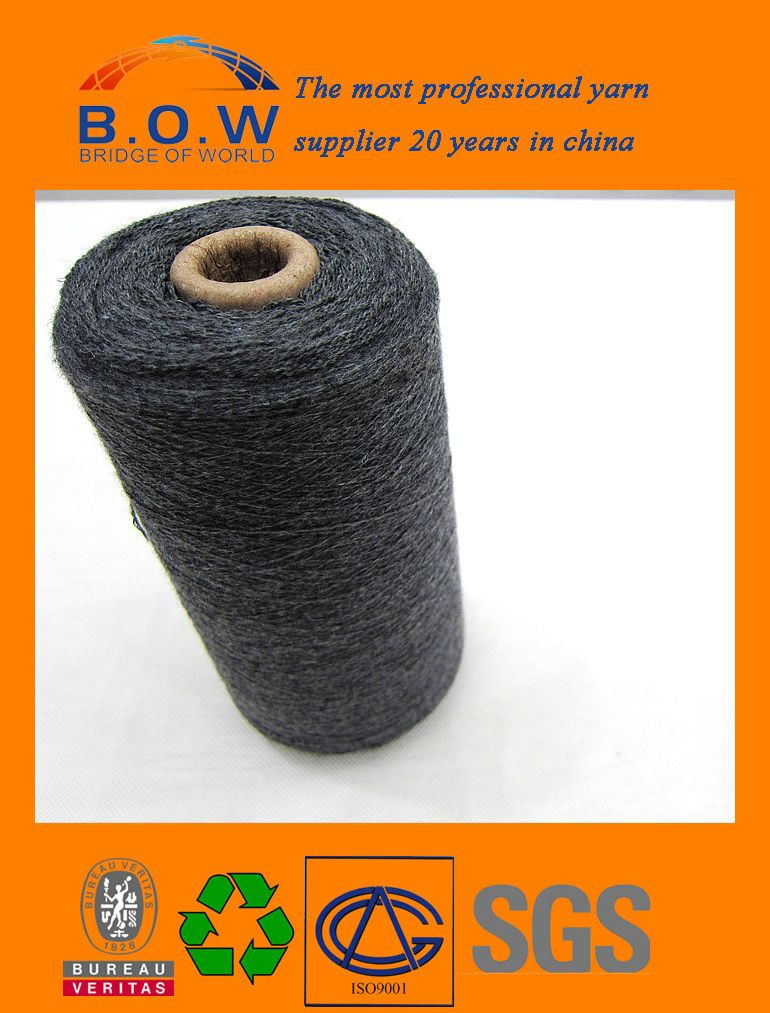Chinese factory acrylic HB yarn for knitting and weaving