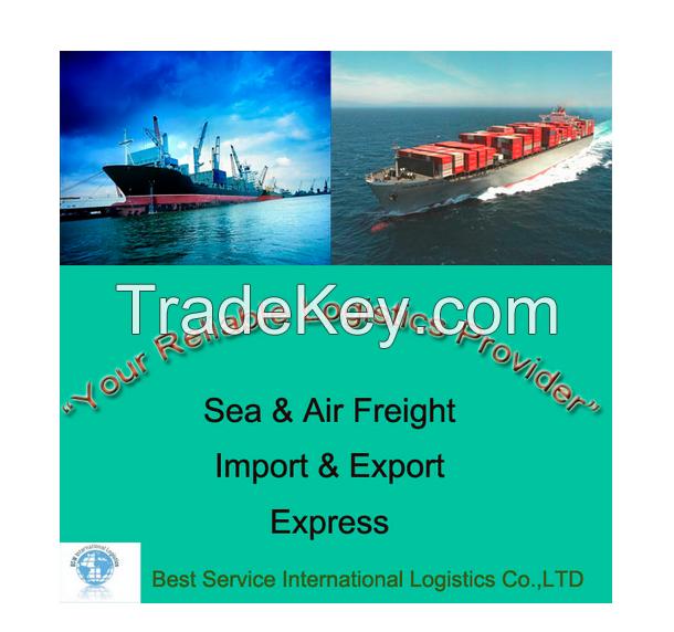 UPS Express Shipping From Shenzhen to UK Warehouse (FBA)