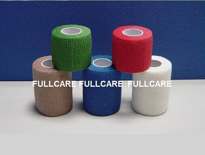 Cotton Cohesive Elastic Bandage