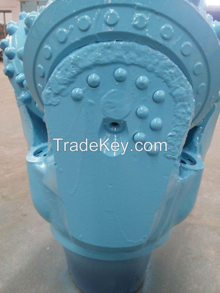 IADC537 6-1/4 sealed bearing tricone bits for water well
