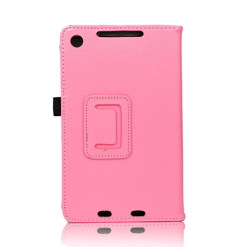 Wholesale Pure Color Two Fold Holder Case Cover - Aulola