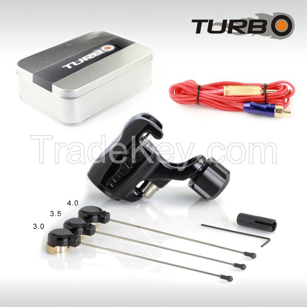 Turbo cyber cartridge rotary tattoo machine set