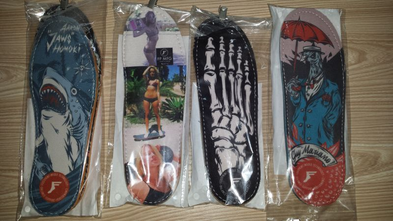 Breathable insole, shock absorbing insole, anti-bacterial insole