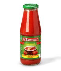 Tomato puree in bottle 690 ml