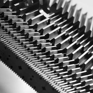 Ground Precision Racks - Rack Gears