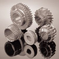 Spur Gears - Precision Gears