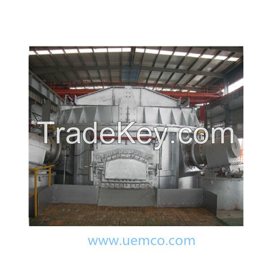 Aluminium Melting and holding furnace