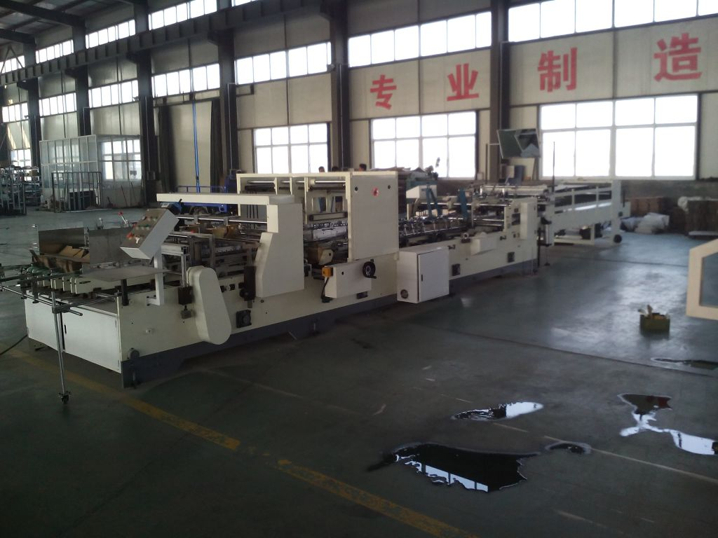 automatic carton packaging machinery